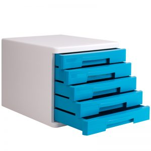 DELI File Cabinet – 5 Drawers